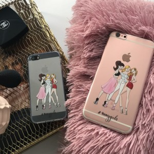 Etui #nancygirls iPhone 6/6s