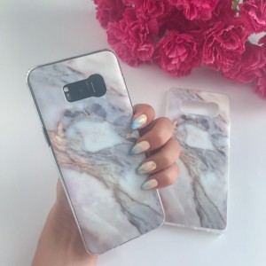 Case Colorful Marble Samsung S8 plus