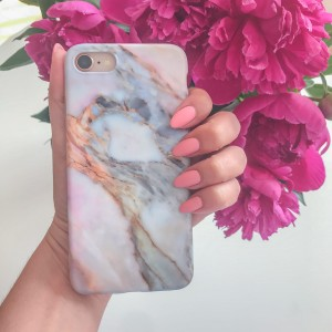 Case Colorful Marble Iphone XS Max