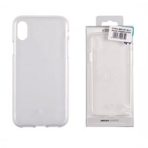 CASE GOOSPERY JELLY TRANSPARENT APPLE IPHONE XR