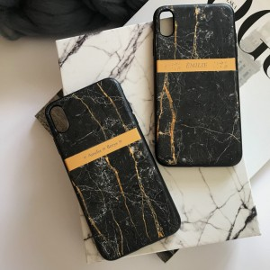 Etui Piorun z grawerem Iphone XR